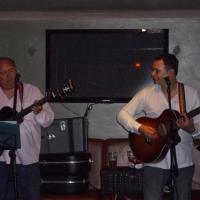 The Blue Beats Duo Live Photos