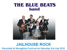 The Blue Beats Band Perform Jailhouse Rock by Elvis Presley