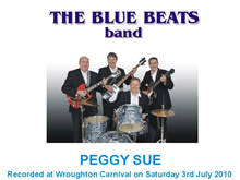 The Blue Beats Band Perform Peggy Sue by Buddy Holly