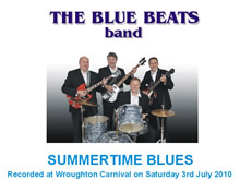 The Blue Beats Band Perform Summertime Blues by Eddie Cochran