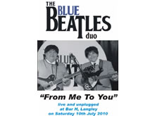 The Blue Beatles Perform From Me To You by The Beatles